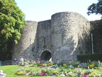 remparts de Boulogne/mer