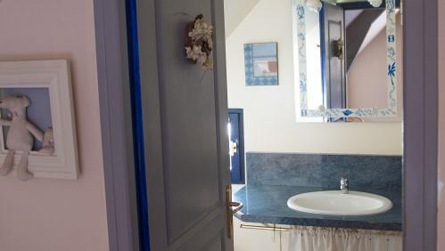 Gites-Du-Verger-les pommiers-la salle de bain