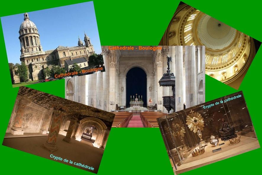 Cathédrale Notre Dame de boulogne